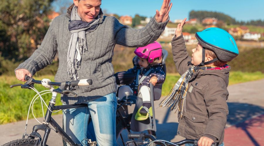 Bike tour family luxembourg